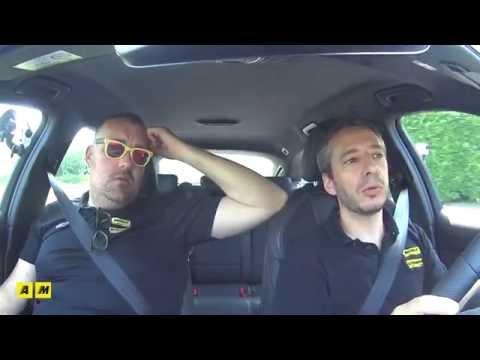 Audi A4 Test drive AMboxing … ENGLISH SUB