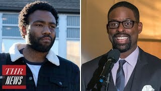 Should Donald Glover & Sterling K. Brown Win Lead Actor Categories Again at 2018 Emmys? | THR News