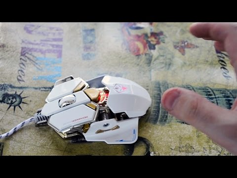 G10 4000 DPI Gaming Mouse