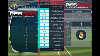 Transformation Of PES Mobile 2010 2019