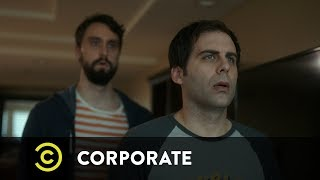 Corporate - Moving the Grandfather Clock - Uncensored