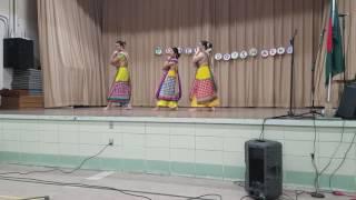 Pohela Boishak 1424 Performance: Rongila Boishak, Golapi, Bangladesher Meye