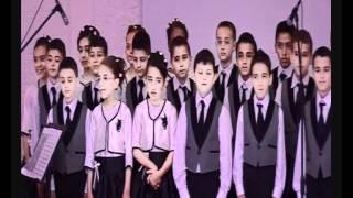 2012  5A mezuniyet şarkıları -1- 27-5-2012.wmv
