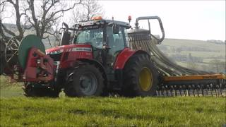 Hamilton Contracting Services - Injecting slurry 2017