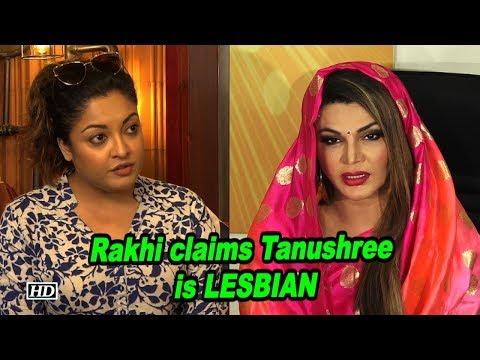 Xxx Mp4 Rakhi Sawant Tanushree Dutta Is LESBIAN She RAPED Me 3gp Sex