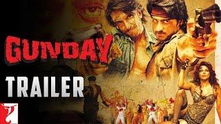 Gunday | Official Trailer |  Ranveer Singh | Arjun Kapoor | Priyanka Chopra | Irrfan Khan