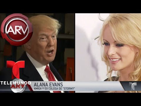 Xxx Mp4 Trump Habría Pagado El Silencio De Estrella Porno Al Rojo Vivo Telemundo 3gp Sex