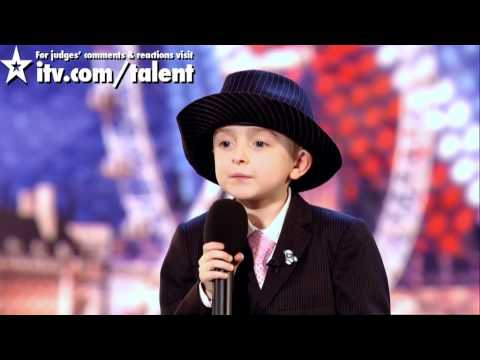 Robbie Firmin Britain s Got Talent 2011 audition itv talent UK Version