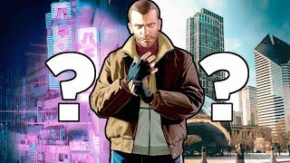 GTA 6 MULTIPLE CITIES THEORY | GTA VI New Locations