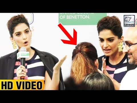 Xxx Mp4 Sonam Kapoor INSULTS Media Reporter For Asking Questions On Deepika Padukone LehrenTV 3gp Sex