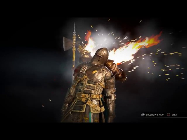 FOR HONOR - 8TH FEBRUARY NEW EXECUTIONS