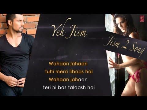 Xxx Mp4 QuotYeh Jism Hai Toh Kya Jism 2quot Full Song With Lyrics Sunny Leone Arunnoday Singh Randeep Hooda 3gp Sex