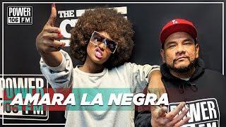 Amara La Negra - Hitting the strip club, Her DM's, New music and more!