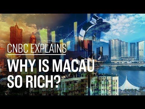 Xxx Mp4 Why Is Macau So Rich CNBC Explains 3gp Sex