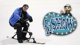 24 STUNDEN IN DER SKIHALLE EINGESCHLOSSEN? (ne.) - Die fiSH0w