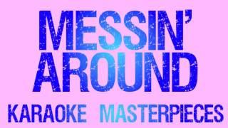 Messin' Around (Originally by Pitbull & Enrique Iglesias) [Instrumental Karaoke] COVER