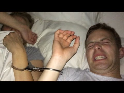 Couples Get Handcuffed Together For 24 Hours • Ned & Ariel