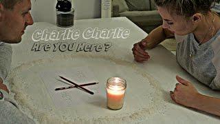 Вызов! Чарли Чали ты здесь! Дааааааа!! Charlie Charlie Challenge!