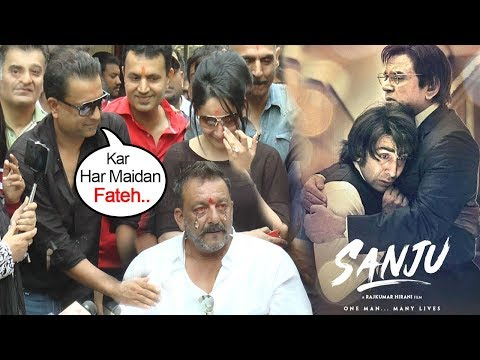 Xxx Mp4 Sanjay Dutt S Real Life Friend Kamlesh Supports Sanju As He CRIES Missing Father After Jail Release 3gp Sex