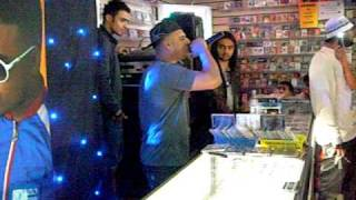 Imran Khan - UK 'UNFORGETTABLE' Album Signing @ LALAZ NEWC