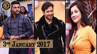 Salam Zindagi | Latest Show with Rabi Pirzada & Hasan Jahangir | 3rd January 2017