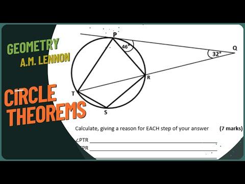 Xxx Mp4 Circle Theorems CXC CSEC And GCSE Math Revision 3gp Sex