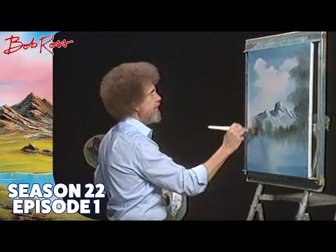Bob Ross - Autumn Images (Season 22 Episode 1)