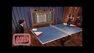 [Talk Shows]Beer Pong with Jennifer Garner and Jimmy Fallon