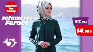 5th Anniversary - Sefamerve Abaya Only €17.99