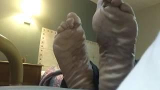 Black male soles
