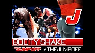BOOTY: Ass Shaking Contest: TheJumpOff 2012 [WK04]