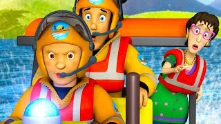 Fireman Sam Full Episodes | Heroes of the Storm!  🚒 🔥 | New Episodes | Cartoons for Children