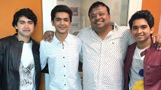 Mohammad Samad, Karanvir Malhotra & Yash Dholye Interview | Selection Day | Netflix | HrishiKay