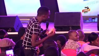 Alex Muhangi Comedy Store May 2018 - Mc Mariachi
