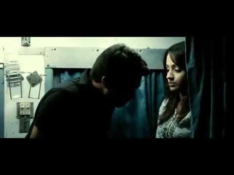 Trisha Simbu Romantic Scene Kiss Full