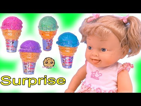 Xxx Mp4 Ice Cream Surprise Toys Squishy Animals Cookie Swirl C Toy Video 3gp Sex