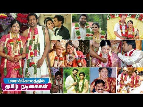 Xxx Mp4 மணக்கோலத்தில் தமிழ் நடிகைகள் Tamil Actresses Marriage Photos 3gp Sex