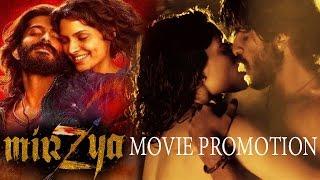 MIRZYA (2016) Promotion Events Full Video |  Harshvardhan Kapoor
