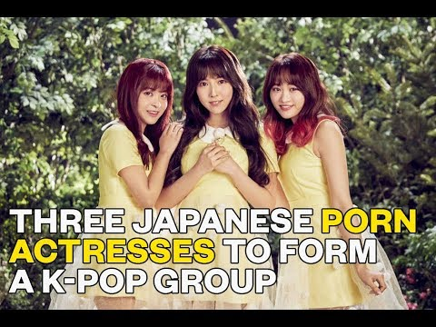 Three Japanese porn actresses to form the K-pop group Honey Popcorn