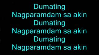 Julie Anne San Jose-Bakit Ngayon (lyrics)