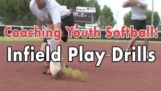 Coaching Youth Softball: Infield Play Drills