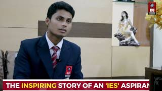 The inspiring story of an 'IES' aspirant