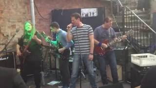 Black Peach - Whole Lotta Rosie Live @ The Clutha Bar Glasgow