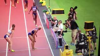 4x400m Relay Women Heat 1 IAAF World Champs London 2017