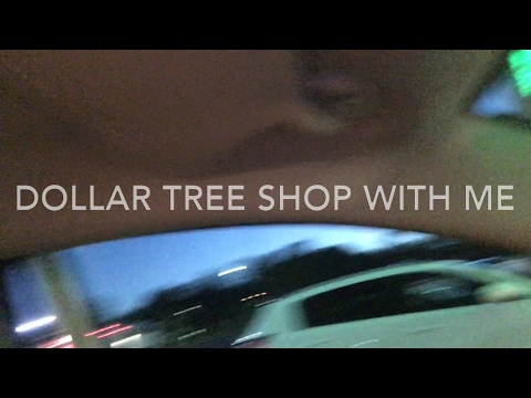 Dollar Tree Shop With Me April 18, 2017
