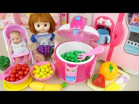Xxx Mp4 Baby Doll Cooker And Fruit Candy Cooking Play Baby Doli House 3gp Sex