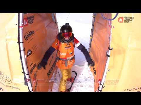 Xxx Mp4 Anna Orlova RUS 2nd Place SNOW WOMEN FWT18 Kicking Horse Golden BC 3gp Sex