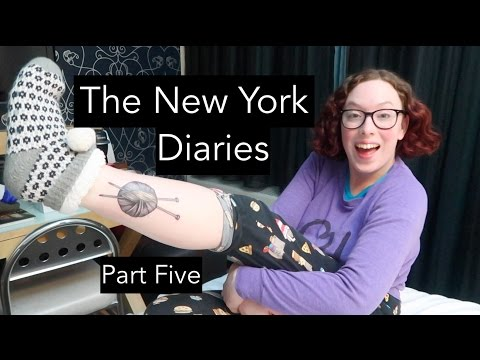 watch The New York Diaries | Part Five | Fat Ankle