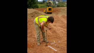 Soil compaction testing