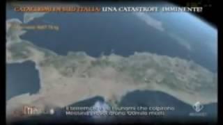 Sabrina Mugnos, Italia1 Mistero - Il vulcano Marsili e fenomeni naturali (puntata 30 gennaio 2014)